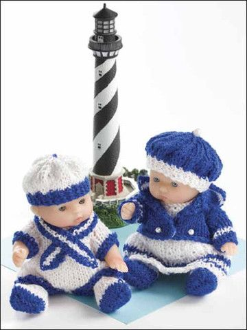8 10 12 inch DOLLS CLOTHES DRESS Crochet Patterns Book   eBay
