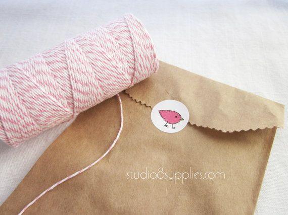 50 Brown Kraft Paper Bags by studio8supplies on Etsy, $3.75