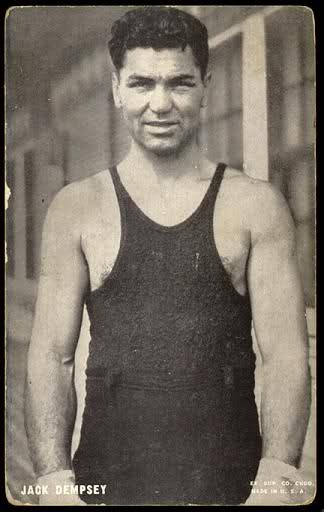 Jack Dempsey, 2011 Inductee to the Irish American Hall of Fame.