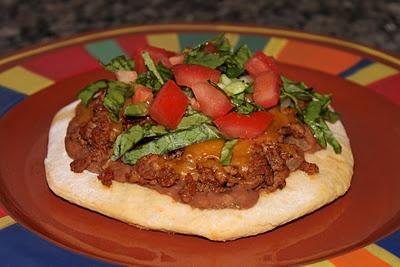 mexican flatbread pizza | Recipes | Pinterest