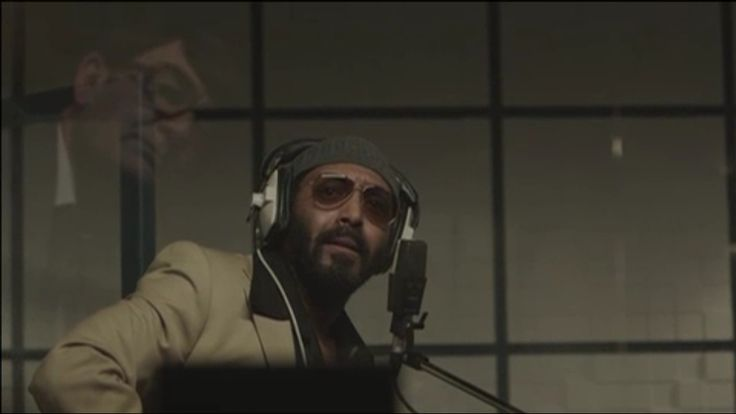 Jesse L. Martin as Marvin Gaye in 'Sexual Healing': pinterest.com/pin/193443746467669066