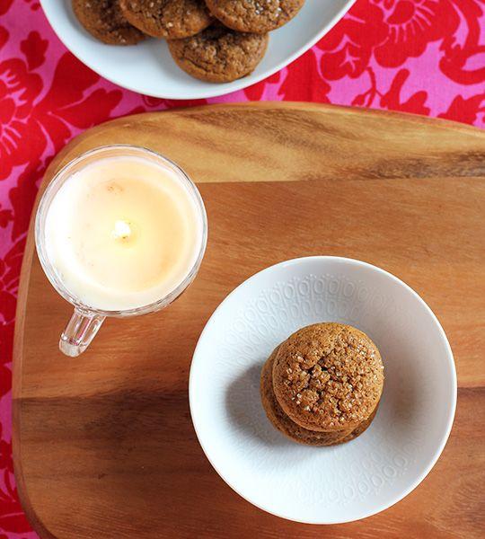 Gingerbread Cake Cookies | Recipe