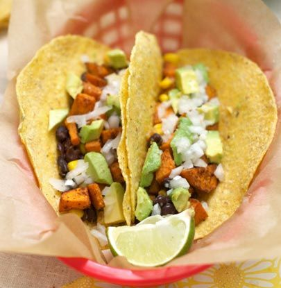 Sweet Potato Tacos | Simple Dish | Quick, Easy, & Healthy Recipes for ...