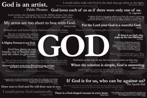 #God #God #God