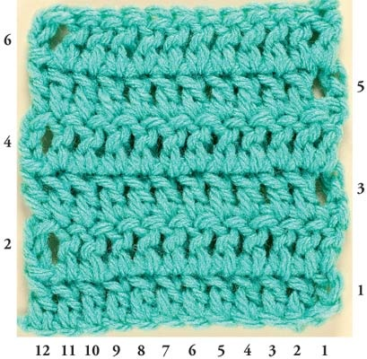 Double Crochet : Double crochet yarn cute Pinterest