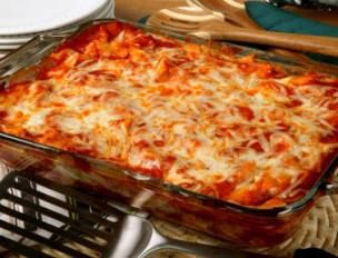 Baked Ziti With Creamy Kale & Sausage Recipes — Dishmaps