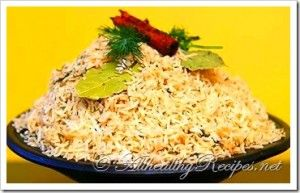 Indian Style Basmati Rice Recipe - Indian Recipe