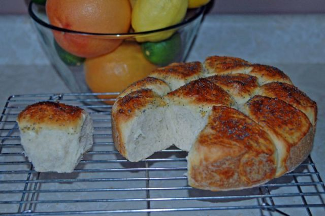 Buttermilk Cluster rolls| The Fresh Loaf | B r e a d !! All sorrows ...