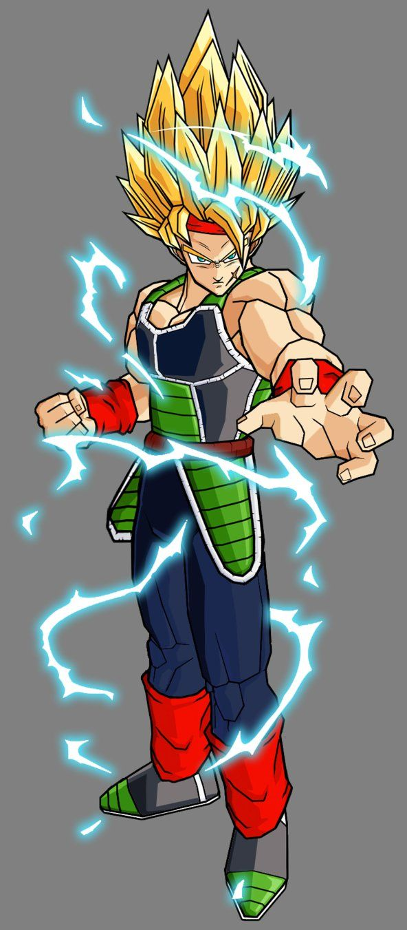 bardock_ssj2 | Dragon Ball Z | Pinterest