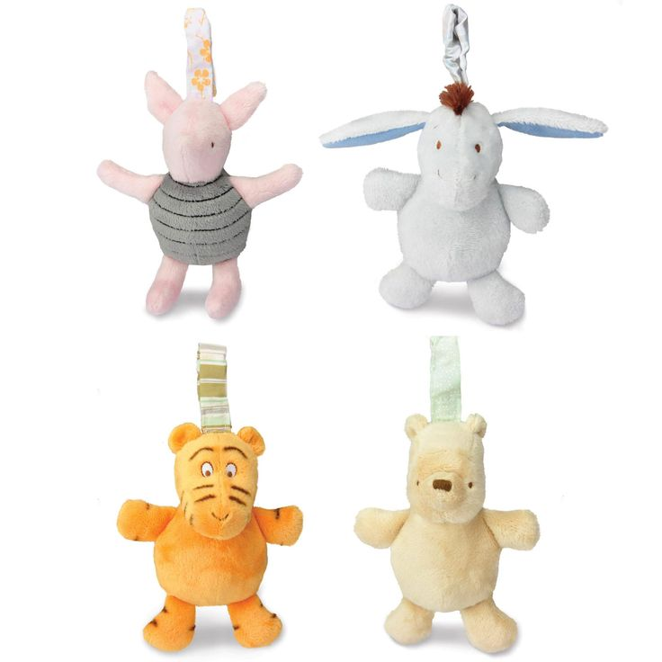Classic Pooh Hanging Chimes