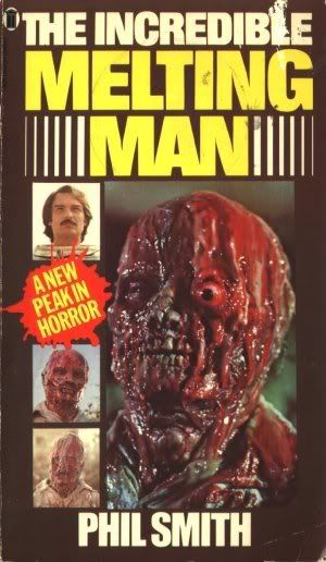 the incredible melting man 1977 at the movies pinterest
