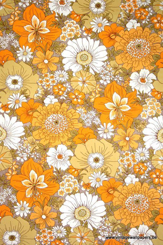 Vintage Wallpaper pattern Pinterest