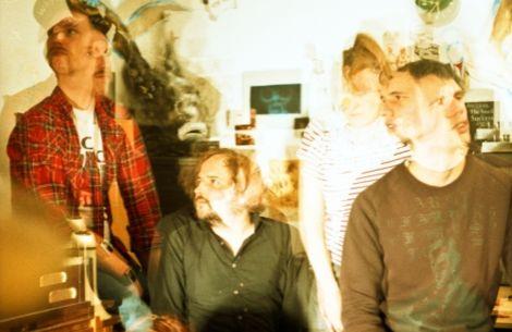 FISTS band nottingham debut album
