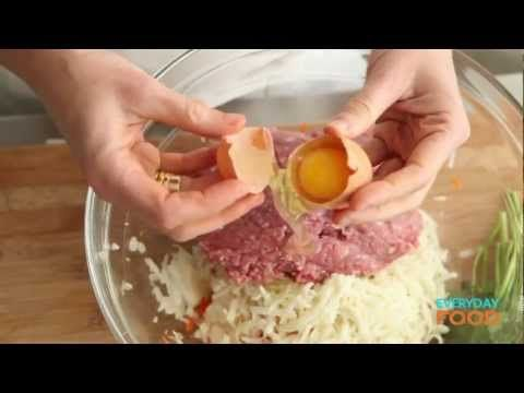 Pork and Potato Meatloaf | Everyday Food with Sarah Carey | Quick and ...