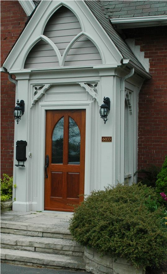 Gothic Style Mahogany Entry Door Gothic Pinterest
