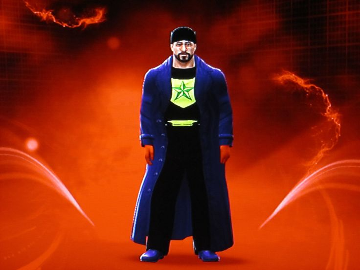 Kevin Smith (Bluntman costume) | WWE 2k14 CAW's | Pinterest Costumes