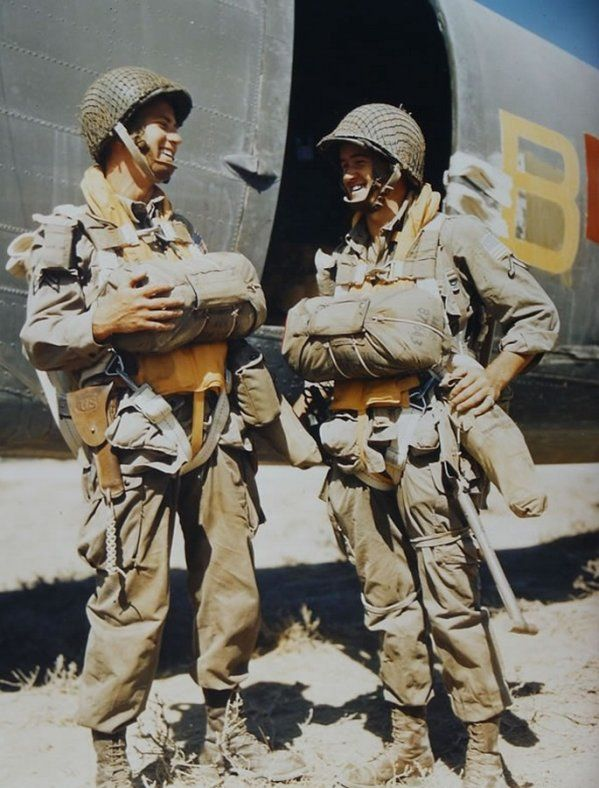 normandy d day jump