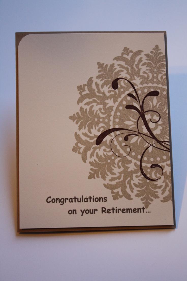 Last minute retirement card.