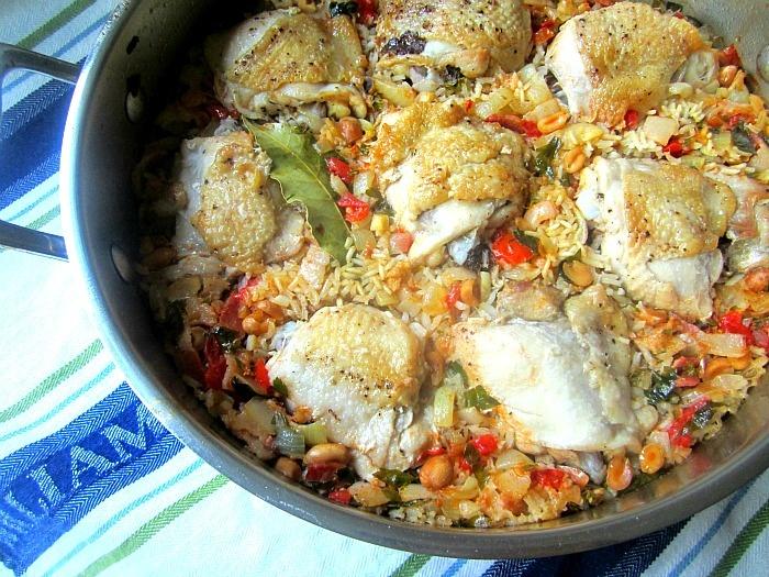 Chicken Peanut Perloo Recipes — Dishmaps