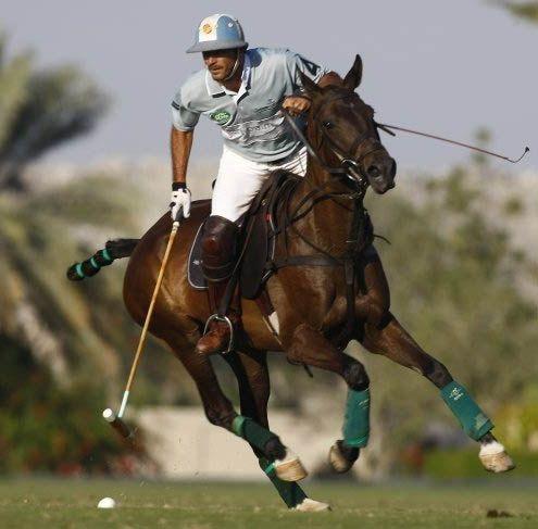 Polo Argentino y Adolfo Cambiaso EL MEJOR DEL MUNDO