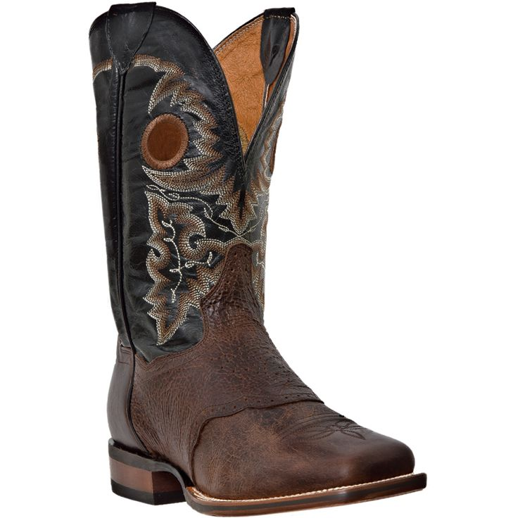 dp2916 dan post s barstow western boots chocolate