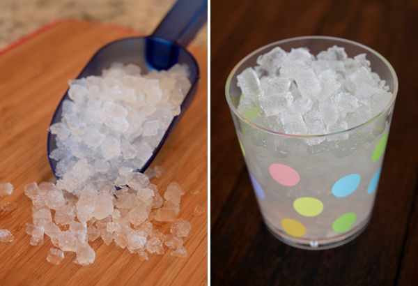 ... ice machine will provide a steady supply of Sonic-style ice. For a