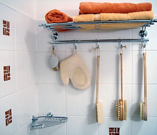 Ikea Grundtal Glass Bathroom Shelf ~ totally bath storage ikea kitchen storage in the bathroom flickr find