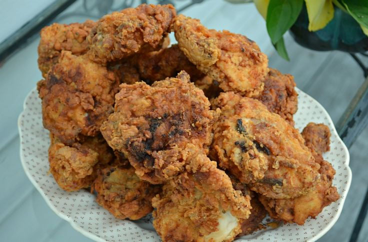 The Best Fried Chicken - Okay. I absolutely can NOT fry chicken...but ...
