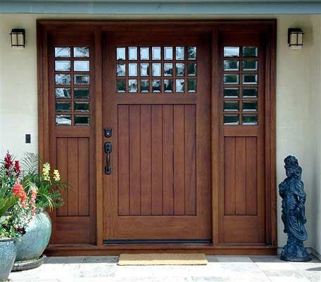 Fancy wooden door two doors pinterest for Fancy front doors