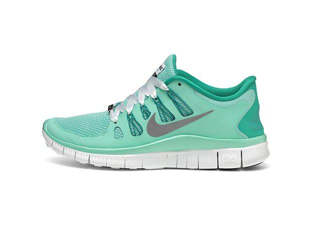 Nike Free 5.0 Mint