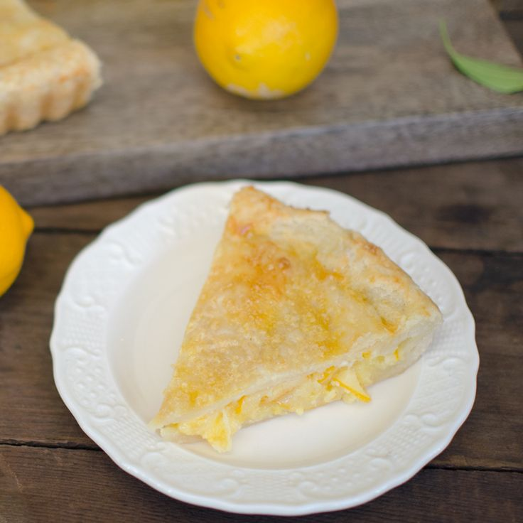 Tartine Lemon Shaker Pie