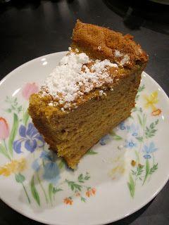 healthy-ish: Gluten-Free Pumpkin Chiffon Cake