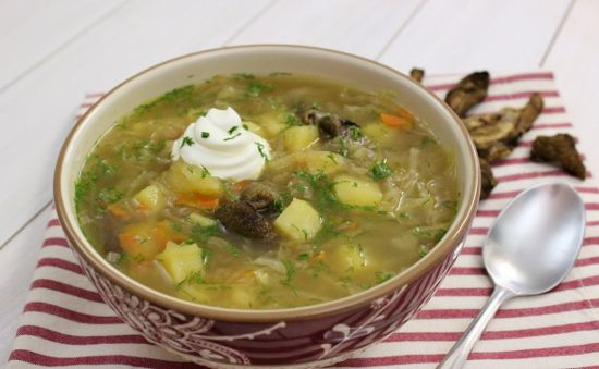 Shchi - Russian Cabbage Soup | Recipe