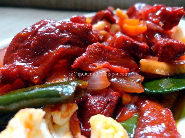 Anna Recipe: Daging masak merah...
