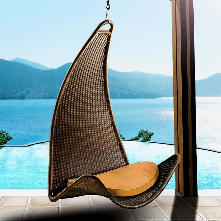 Urban Balance Curve Hanging Chair