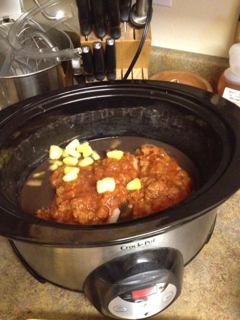 Crock Pot Pineapple Salsa Chicken | Food - Crockpot Cooking | Pintere ...