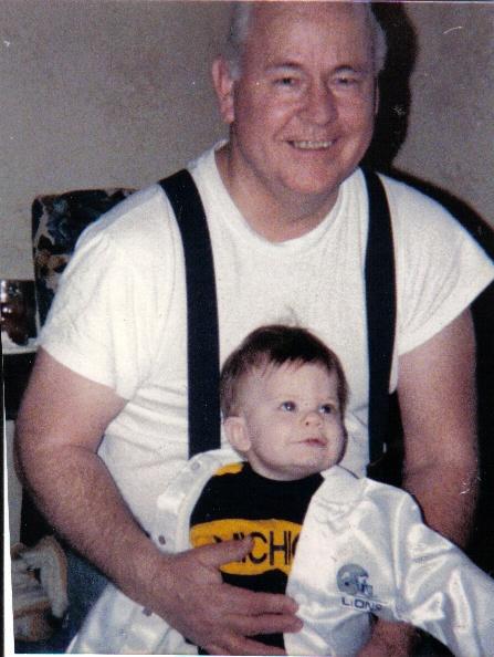 Grandpa and Nicky