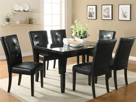 Anisa dining table home pinterest