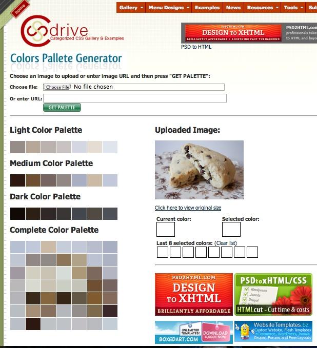 How To Find Color Palette Inspiration Color Palette