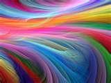07 - La luz blanca puede ser descompuesta en todos los colores (espectro) por medio de un prisma. En la naturaleza esta descomposición da lugar al arco iris.