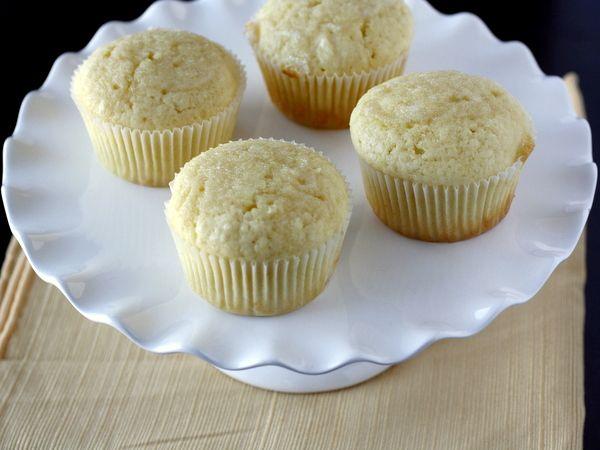 Glazed Lemon Muffins | food | Pinterest