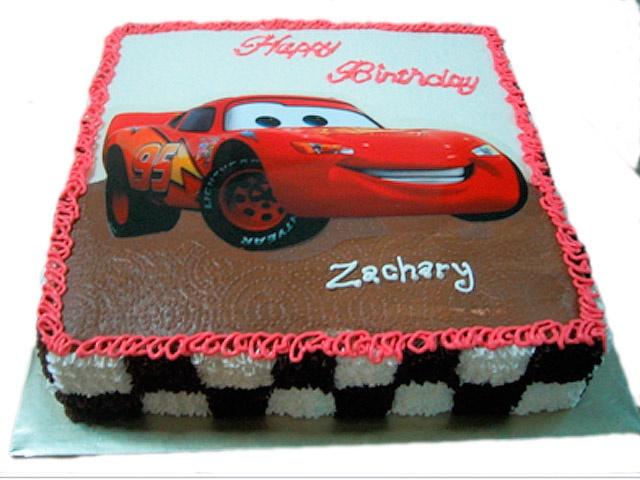 Easy Car Cake Design : Simple Cars sheet cake design. Grayson Pinterest