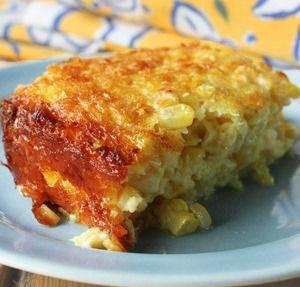 Barb's Corn Pudding Recipe — Dishmaps
