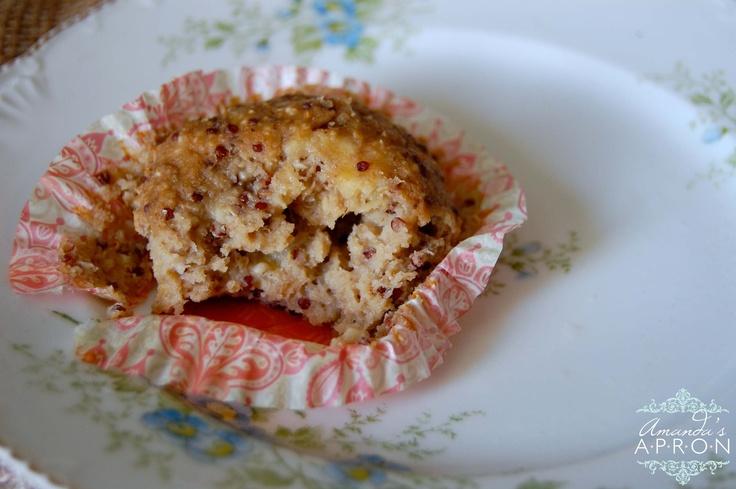 Protein Banana Bread Muffins | Protein | Pinterest