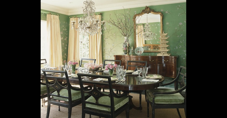de Gournay green