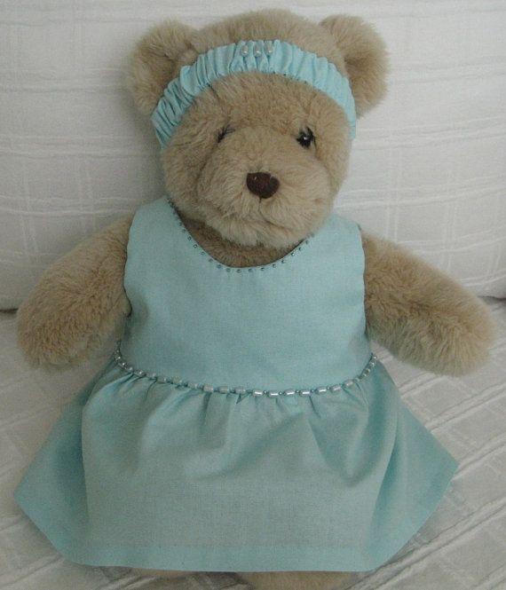 Cotton Build Up Teddy Bear