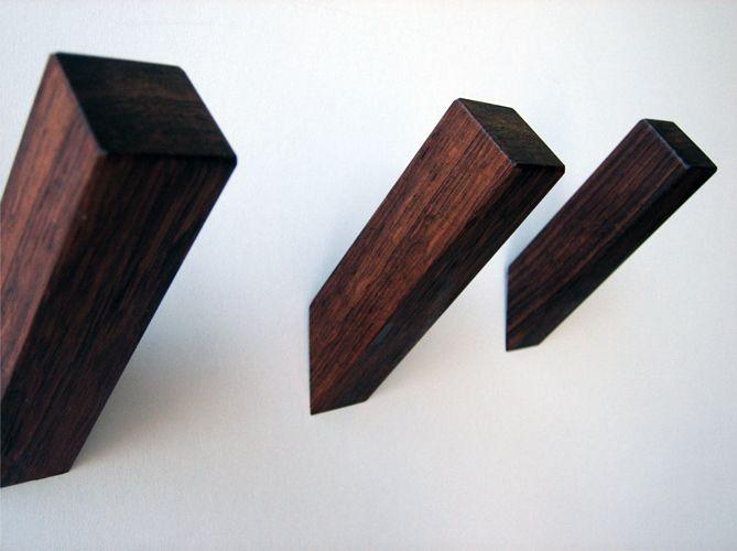 Simple Wood Coat Hooks Ideas For Mi Casa Pinterest