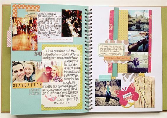Family Photo Album Design Ideas