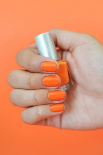 Brighten up your summer mani with this easy kit! Photos by Lia Schryver.