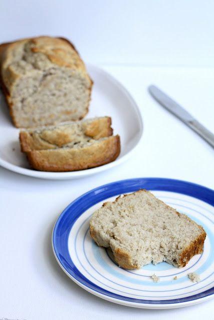 dinner or dessert: eggless banana bread | Pães & Lanches | Pinterest